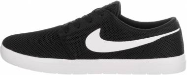 Nike SB Portmore II Ultralight Black/White Men