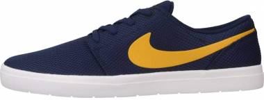 Nike SB Portmore II Ultralight - Multicolore Blue Void Yellow Ochre White 401 (880271401)
