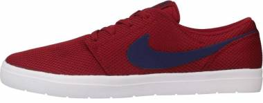 Nike SB Portmore II Ultralight - Red Red Crush Blue Void White 601 (880271601)