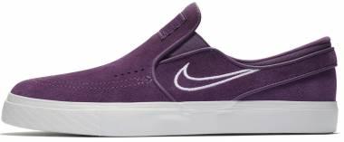 Nike SB Zoom Stefan Janoski Slip-On Purple Men