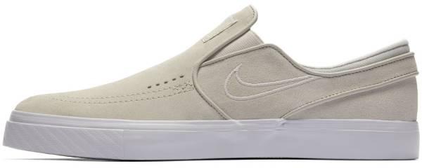 Nike SB Zoom Stefan Janoski Slip-On - White Light Bone (833564100)