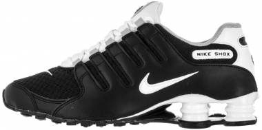 huge selection of bba66 2882d Nike Shox NZ SE Black Men