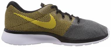 Nike Tanjun Racer - Multicolore Black Wheat Gold White 009