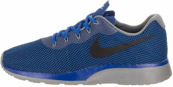 hot sale online f2784 2b220 Nike Tanjun Racer Blue (Blue Jay Black Wolf Grey)