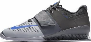 Nike Romaleos 3 - Cool Grey & Wolf Grey & Racer Blue (852933001)