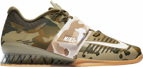 newest 0f9ad 38c58 nike-unisex-adults-romaleos-3-low-top-sneakers-multicolour-olive-canvas-sail-neutral-olive-300-9-5-uk-unisex-adults-multicolour-olive-canvas-sail-neutral-  ...