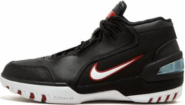Nike Air Zoom Generation - BLACK/WHITE-VARSITY CRIMSON