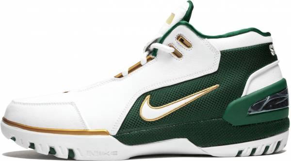 Nike Air Zoom Generation - Weiß Metallic Goldgrün (AO2367100)