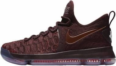 Nike KD 9 - Deep Burgundy / Metallic Red / Bronze (852409696)