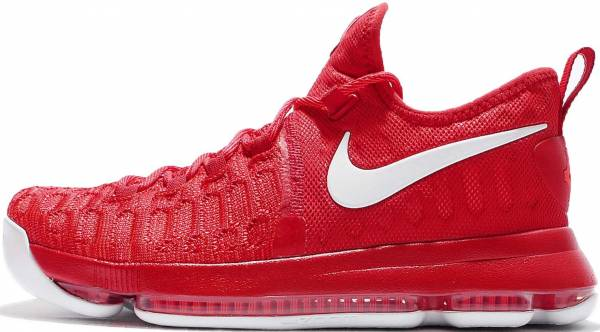 Nike KD 9 - university red white 611 (844382611)
