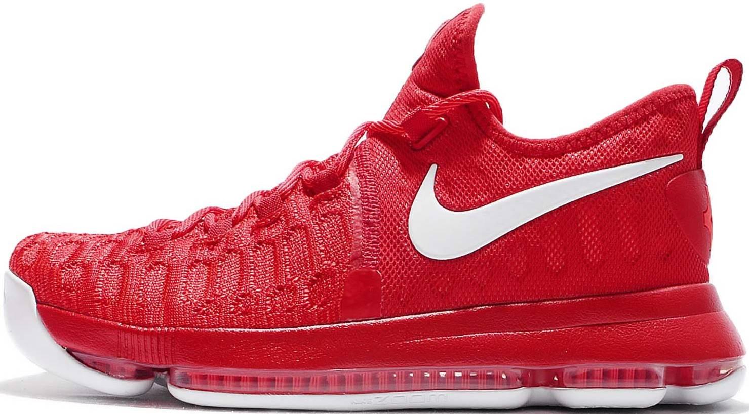 Perenne Medalla Proporcional  Nike KD 9 - Deals ($120), Facts, Reviews (2021) | RunRepeat