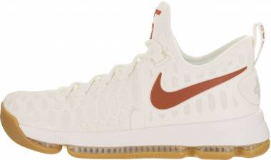 new styles 9555a 170c5 Nike KD 9 White Men