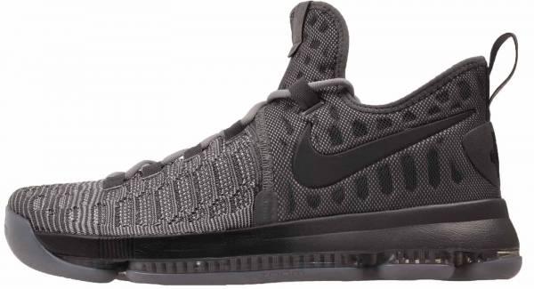 Nike KD 9 - Dark Grey Wolf Grey