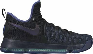 Nike KD 9 - Obsidian Dk Purple Dust Black