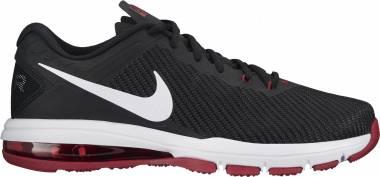 Nike Air Max Full Ride TR 1.5 - Black White Tough Red
