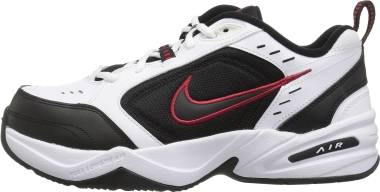 Nike Air Monarch IV White/Black Men