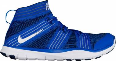 Nike Free Train Virtue - blauw (898052400)