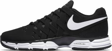 Nike Lunar Fingertrap TR Black Men
