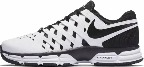 Nike Lunar Fingertrap TR - White Black (898065100)