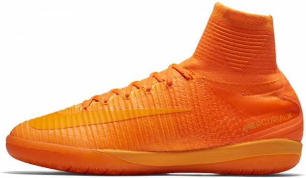 11a95f045b15 Nike MercurialX Proximo II Indoor Orange