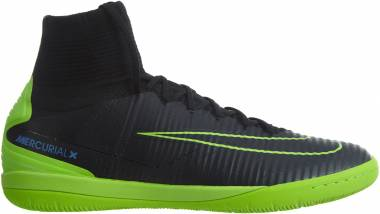 Nike MercurialX Proximo II Indoor - Black/Electric Green (831976034)