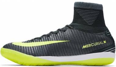 new concept d6a48 a5242 Nike MercurialX Proximo II Indoor Seaweed Volt Hasta White Men