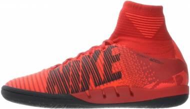 Nike MercurialX Proximo II Indoor - Black red