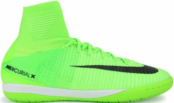 Nike MercurialX Proximo II Indoor - Electric Green Black Vert Electrique Noir
