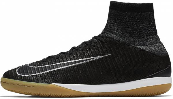 Nike MercurialX Proximo II Indoor Black/Black Gum/Light Brown)