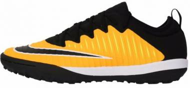 Nike MercurialX Finale II Turf Orange (Laser Orange/Black/White/Volt/White) Men