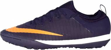 Nike MercurialX Finale II Turf - Purple Dynasty/Bright Citrus (831975589)
