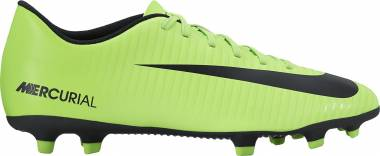 Nike Mercurial Vortex III Firm Ground Green (Electric Green/Black/Flash Lime/White) Men