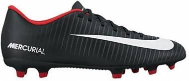 Nike Mercurial Vortex III Firm Ground - Black Black Dark Grey White (831969002)