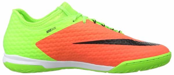 designer fashion 0f23b 093e9 Nike HypervenomX Finale II Indoor Electric Green