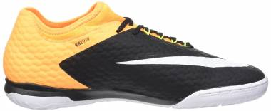 Nike HypervenomX Finale II Indoor - Orange Laser Orange Black White Vert Volt White (852572801)