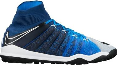Nike HypervenomX Proximo II Dynamic Fit Turf - Blue