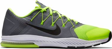 Nike Zoom Train Complete - Cool Grey,Volt,White,Black (882119007)