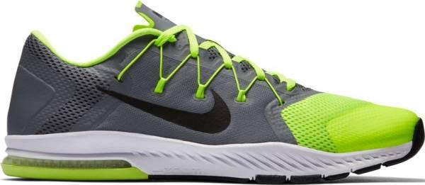 Nike Zoom Train Complete - Cool Grey,Volt,White,Black (882119007)