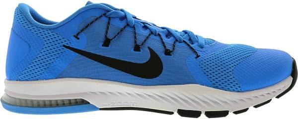Nike Zoom Train Complete - Blue Glow Black White 400 (882119400)