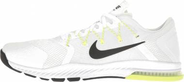 Nike Zoom Train Complete - White / Black - Pure Platinum - Volt