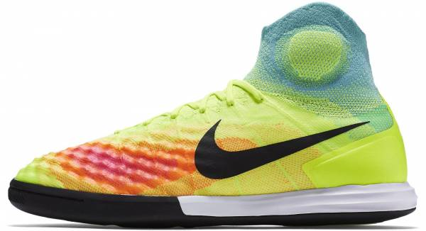 cb901061a23c Nike MagistaX Proximo II Indoor Amarillo (Volt   Black-hyper Turq-total  Orange