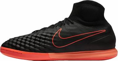 Nike MagistaX Proximo II Indoor - Black/Hyper Orange-paramount Blue (843957084)