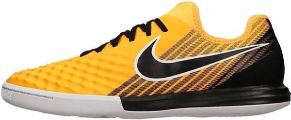 finest selection 3019d 85576 Nike MagistaX Finale II Indoor Orange (Laser OrangeBlack-white-vert Volt