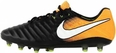 Nike Tiempo Legend VII AG-Pro Artificial Grass - Schwarz Black White Laser Orange Volt (897751008)
