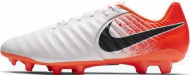 Nike Tiempo Legend VII Academy Firm Ground - Weiß-Orange