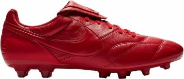 Nike Premier II Firm Ground - Red