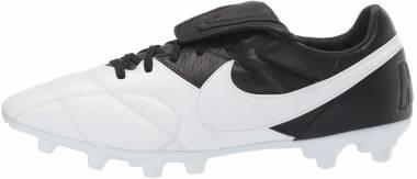 Nike Premier II Firm Ground - Schwarz