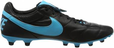 Nike Premier II Firm Ground - Black Black Gamma Blue Black (917803004)