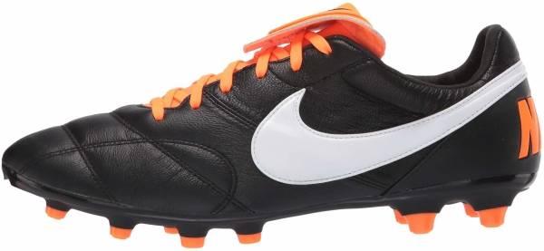 Nike Premier II Firm Ground - Black (917803018)