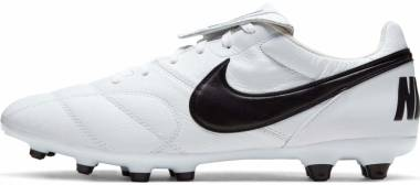 Nike Premier II Firm Ground - Weiß (917803101)